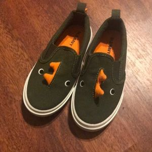 Old Navy Slide On Sneakers size Toddler 8